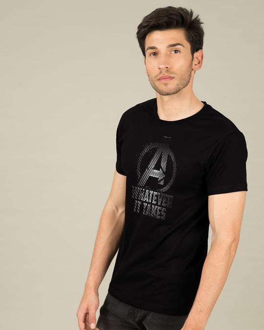 Shop Whatever It Takes Half Sleeve T-Shirt (AVL)-Full