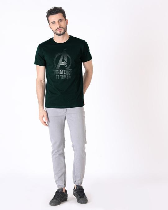 Shop Whatever It Takes Half Sleeve T-Shirt (AVL)-Full