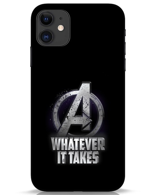 Shop Whatever It Takes iPhone 11 Mobile Cover-Front