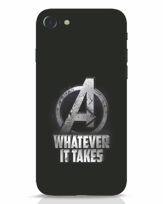 Shop Whatever It Takes iPhone 8 Mobile Cover-Front