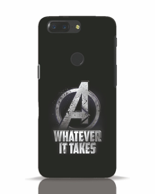Shop Whatever It Takes OnePlus 5T Mobile Cover-Front