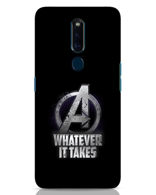 Shop Whatever It Takes Oppo F11 Pro Mobile Cover-Front