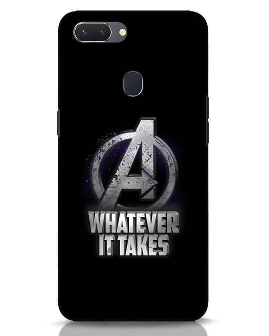 Shop Whatever It Takes Realme 2 Mobile Cover-Front