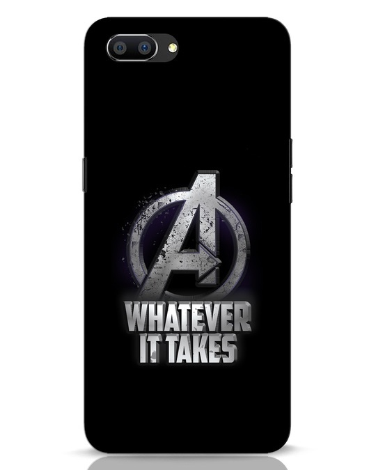 Shop Whatever It Takes Realme C1 Mobile Cover-Front