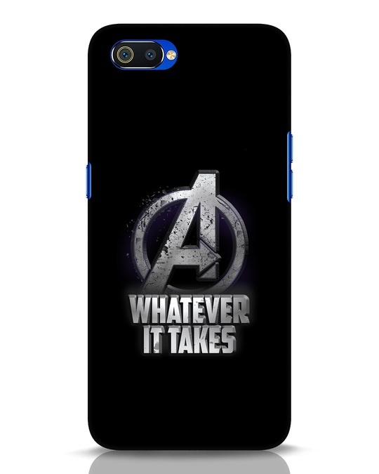 Shop Whatever It Takes Realme C2 Mobile Cover-Front