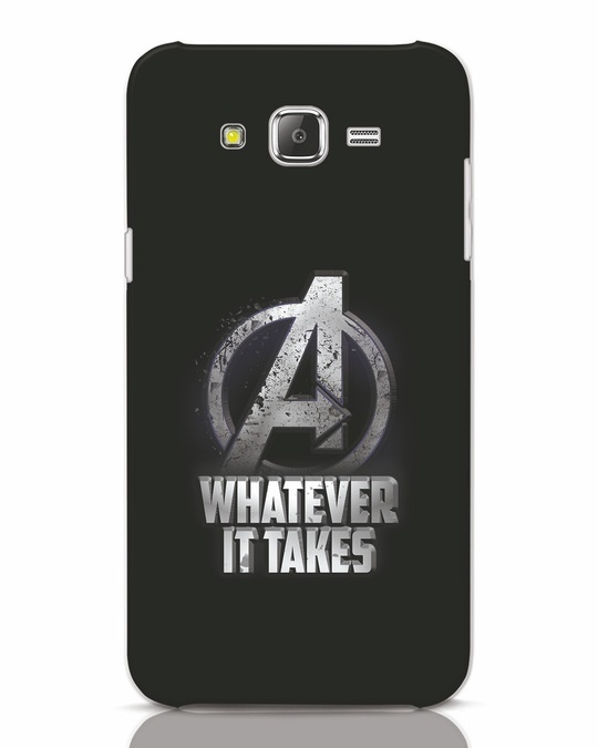 Shop Whatever It Takes Samsung Galaxy J7 Mobile Cover-Front