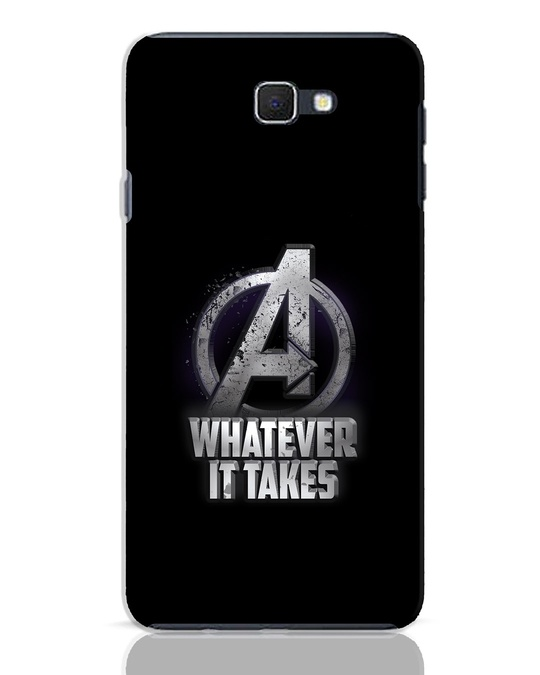 Shop Whatever It Takes Samsung Galaxy J7 Prime Mobile Cover-Front