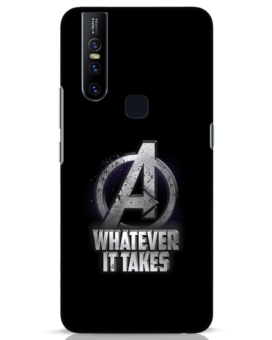Shop Whatever It Takes Vivo V15 Mobile Cover-Front