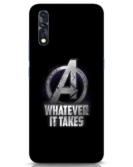 Shop Whatever It Takes Vivo Z1x Mobile Cover-Front