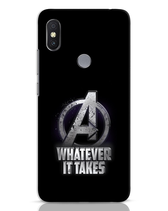 Shop Whatever It Takes Xiaomi Redmi Y2 Mobile Cover-Front