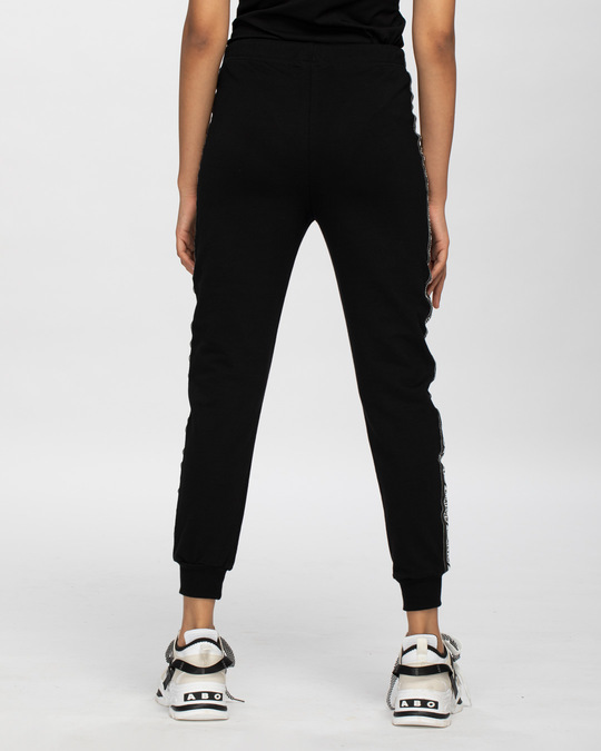 Shop Whatever Repeat Sports Trim Joggers-Design