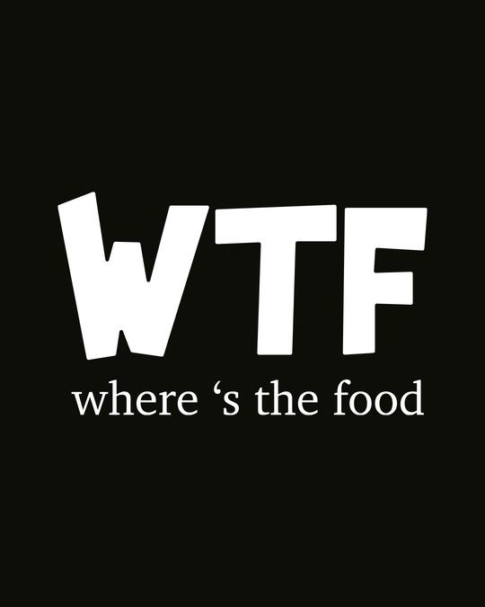 Shop Where's The Food Plus Size Vest-Full