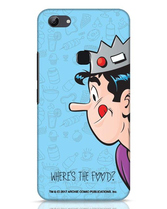 Shop Where's The Food Vivo Y83 Mobile Cover-Front