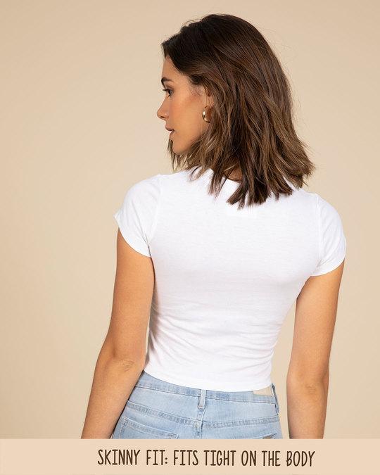 Shop White Crop Top