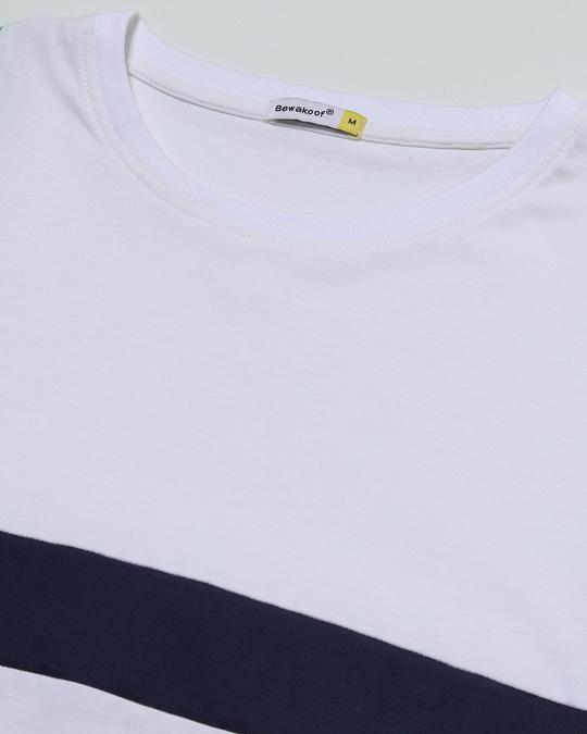 Shop Bubble Gum Color Block T-Shirt