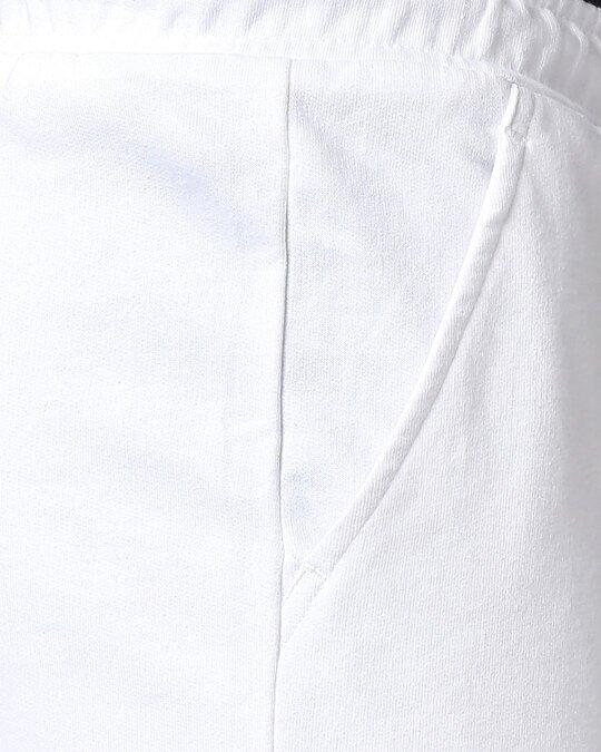 Shop White Casual Shorts