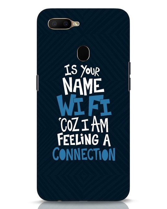 Shop Wi Fi Oppo A5s Mobile Cover-Front