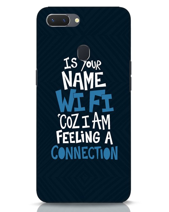 Shop Wi Fi Realme 2 Mobile Cover-Front