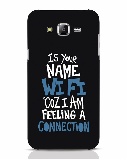 Shop Wi Fi Samsung Galaxy J7 Mobile Cover-Front