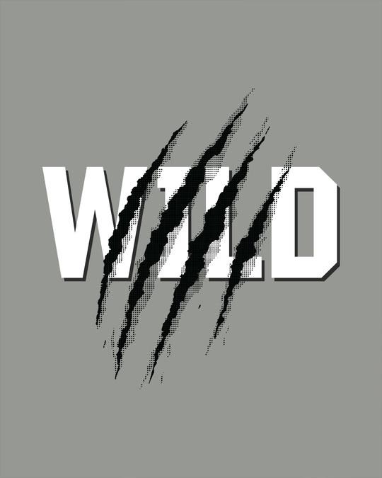 Shop Wild Claw Full Sleeve T-Shirt