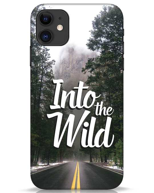 Shop Wild Road iPhone 11 Mobile Cover-Front