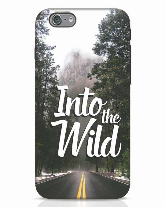 Shop Wild Road iPhone 6 Mobile Cover-Front