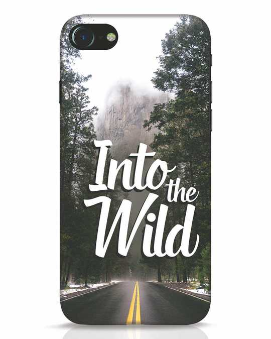 Shop Wild Road iPhone 7 Mobile Cover-Front