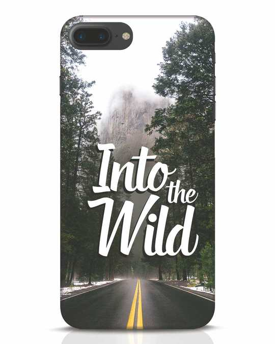 Shop Wild Road iPhone 7 Plus Mobile Cover-Front
