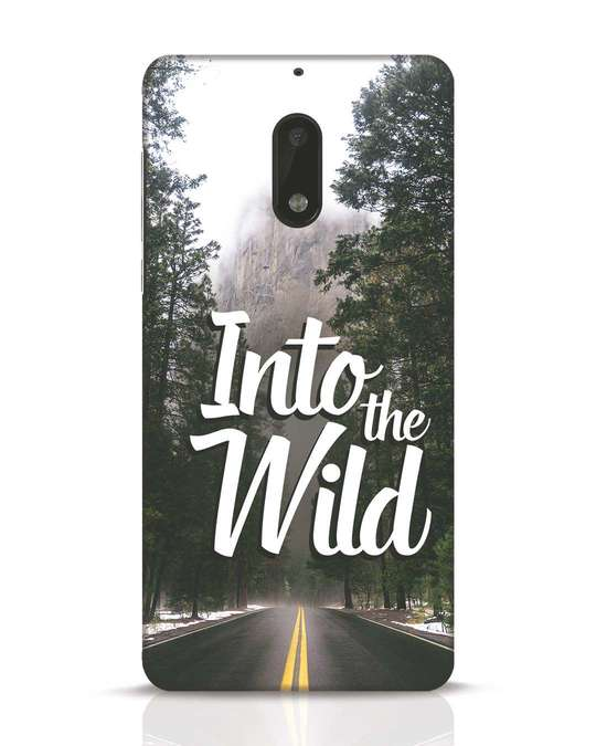 Shop Wild Road Nokia 6 Mobile Cover-Front