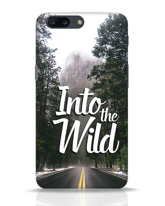 Shop Wild Road OnePlus 5 Mobile Cover-Front
