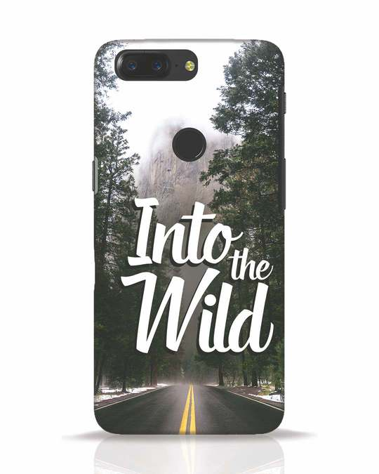Shop Wild Road OnePlus 5T Mobile Cover-Front