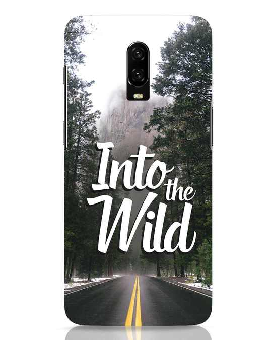 Shop Wild Road OnePlus 6T Mobile Cover-Front