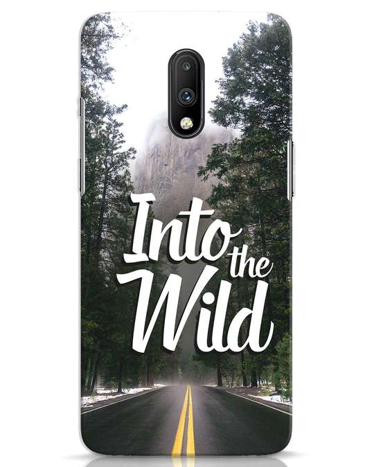Shop Wild Road OnePlus 7 Mobile Cover-Front