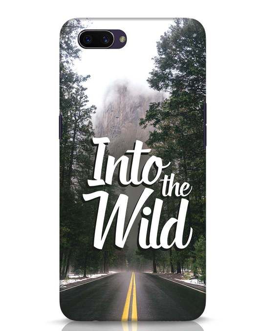 Shop Wild Road Oppo A3S Mobile Cover-Front