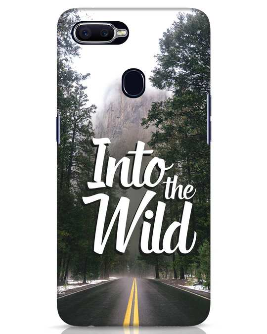 Shop Wild Road Realme 2 Pro Mobile Cover-Front