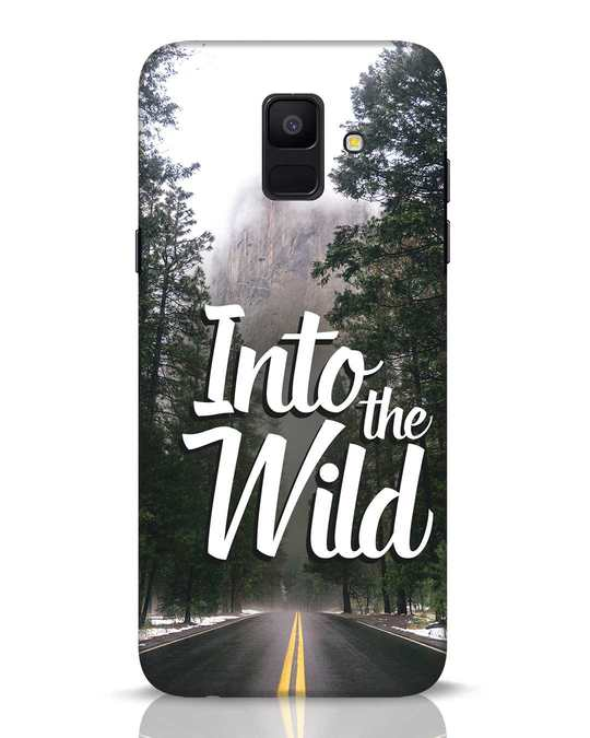 Shop Wild Road Samsung Galaxy A6 2018 Mobile Cover-Front