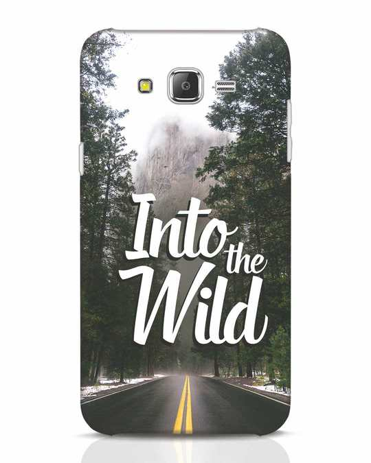 Shop Wild Road Samsung Galaxy J7 Mobile Cover-Front