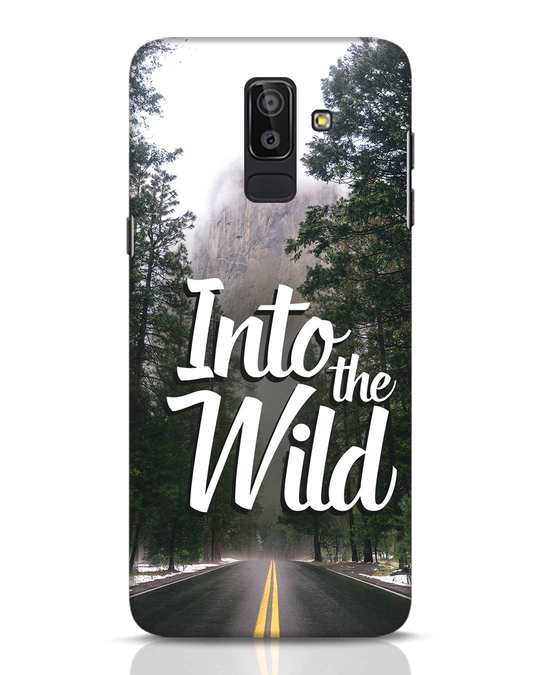 Shop Wild Road Samsung Galaxy J8 Mobile Cover-Front
