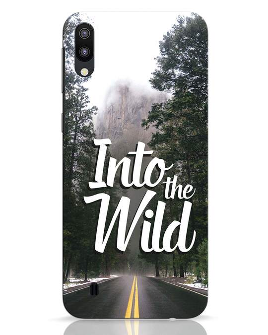Shop Wild Road Samsung Galaxy M10 Mobile Cover-Front