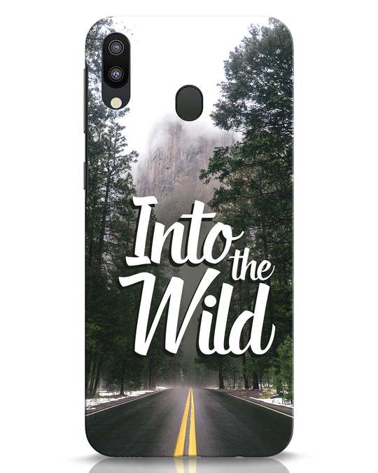 Shop Wild Road Samsung Galaxy M20 Mobile Cover-Front