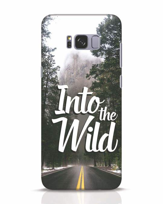 Shop Wild Road Samsung Galaxy S8 Plus Mobile Cover-Front
