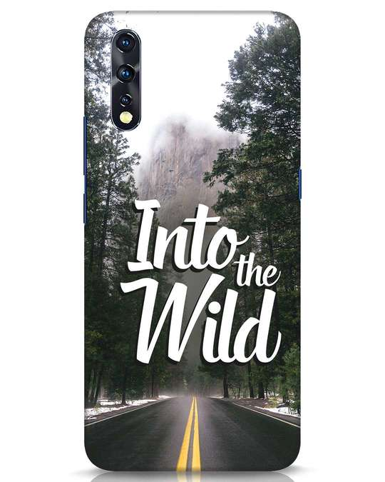Shop Wild Road Vivo Z1x Mobile Cover-Front