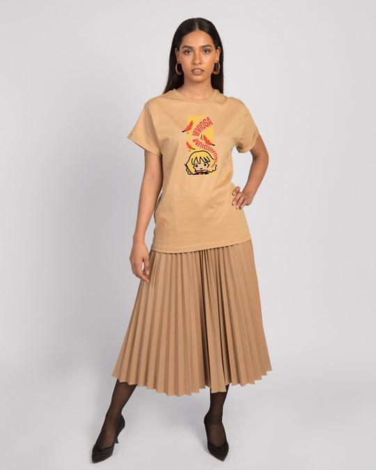 Shop Wingardium Leviosa Boyfriend T-Shirt (HPL)-Full
