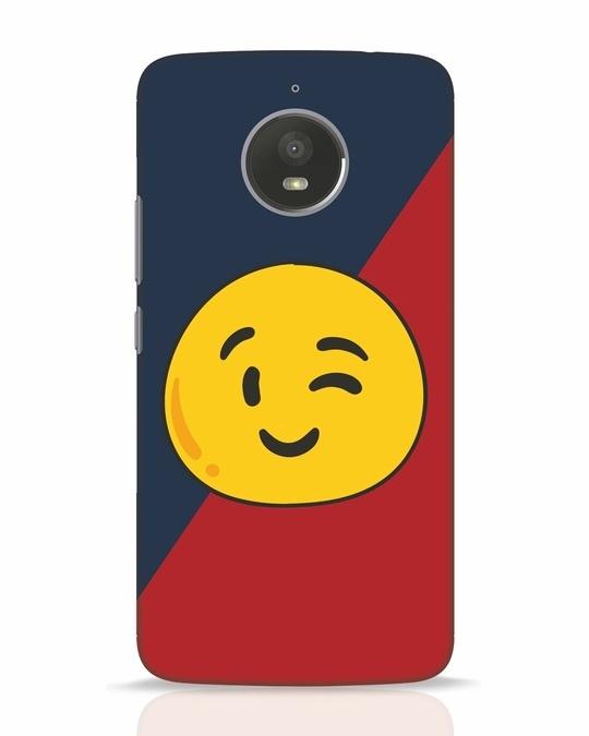 Shop Wink It Moto E4 Plus Mobile Cover-Front