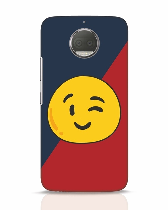 Shop Wink It Moto G5s Plus Mobile Cover-Front