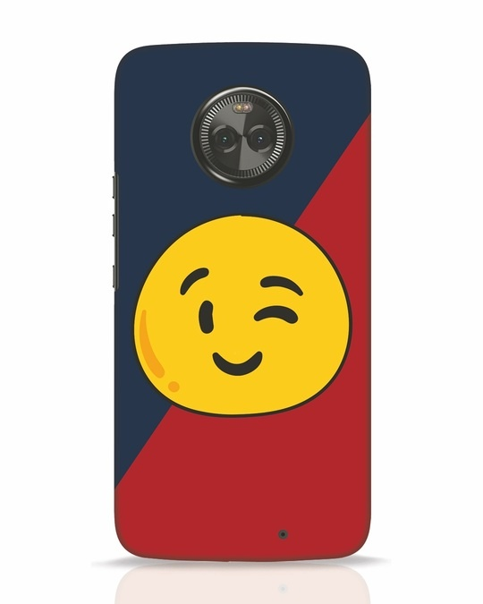 Shop Wink It Moto X4 Mobile Cover-Front