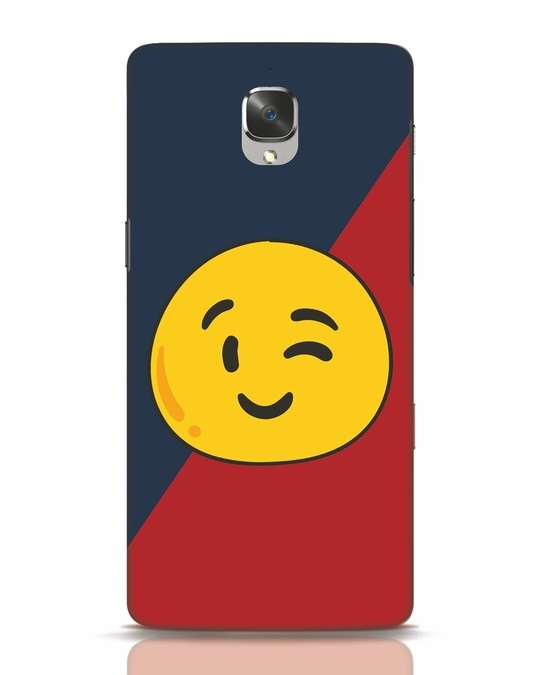 Shop Wink It OnePlus 3 Mobile Cover-Front