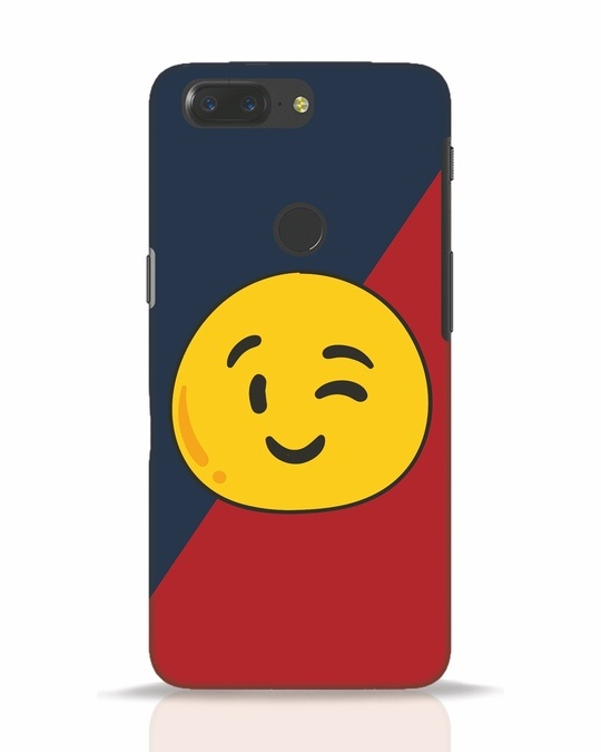 Shop Wink It OnePlus 5T Mobile Cover-Front