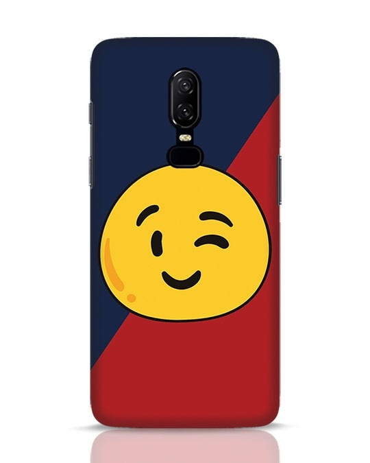 Shop Wink It OnePlus 6 Mobile Cover-Front