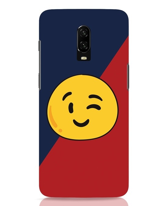 Shop Wink It OnePlus 6T Mobile Cover-Front